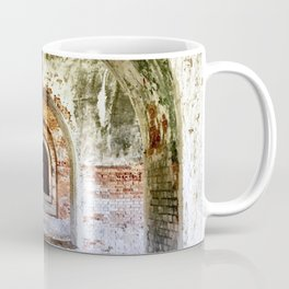 Arches of Fort Morgan Coffee Mug