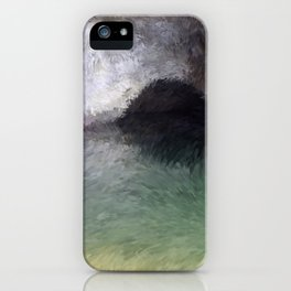 Kaua'i Cave iPhone Case