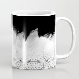 Christmas Geometric Pattern Coffee Mug