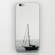 Out At Sea iPhone & iPod Skin