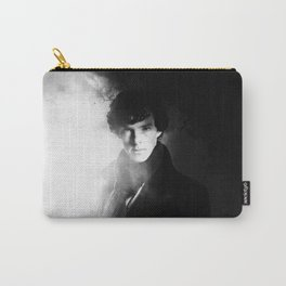 AMAZING SHERLOCK - BLACK & WHITE Carry-All Pouch