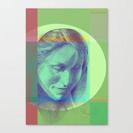 Margriet 03 Canvas Print