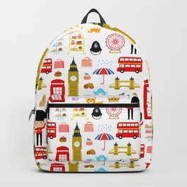 Enjoy London! Backpack