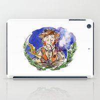 hobbit iPad Cases featuring Hobbit by Kris-Tea Books