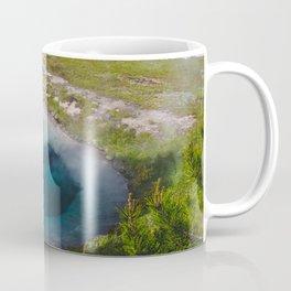Bluebell Pool, West Thumb Geyser Basin, Yellowstone National Park Coffee Mug