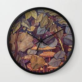 Hide Wall Clock