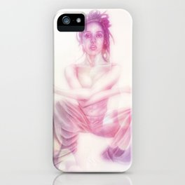 Twigs (Radiance) iPhone Case
