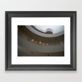 bangkok minimal no. 1 Framed Art Print