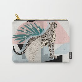 Majesty Cheetah I. Carry-All Pouch