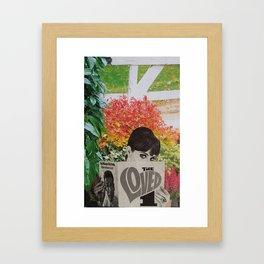 Coveted Framed Art Print