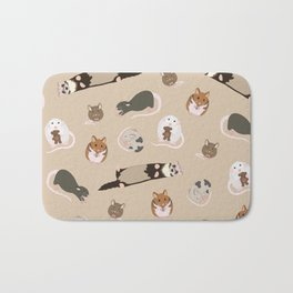 small pets Bath Mat