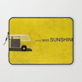 Little Miss Sunshine Minimalist Poster Laptop Sleeve