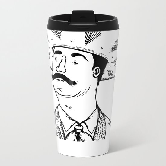 Liberace Mariachi Metal Travel Mug