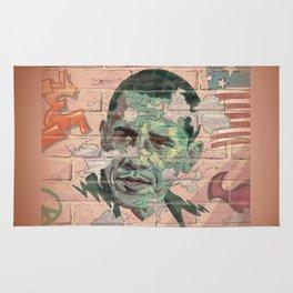 Obama Wall Rug