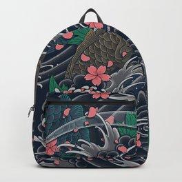 Blossom Blizzard Backpack