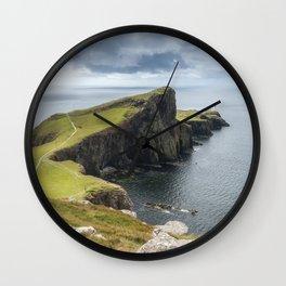 Neist Point Lighthouse Wall Clock