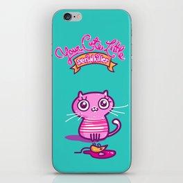 Your Cute Little Cat iPhone Skin