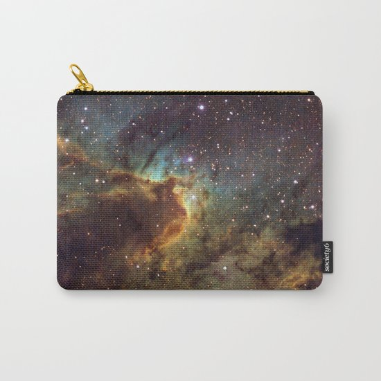 Cave Nebula SH2-155 Carry-All Pouch