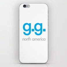 g.g. LOGO iPhone Skin