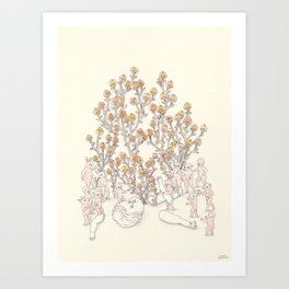 Another Mother - Organization Art Print