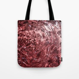 Cotton candy art Tote Bag