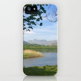 Elter Water 1 iPhone Case