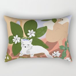 Summer in Paradise Rectangular Pillow