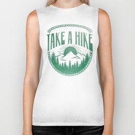 Take A Hike Biker Tank