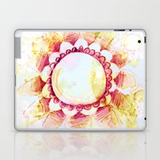 tea flower Laptop & iPad Skin