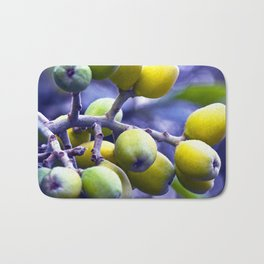 SICILIAN FRUITS Bath Mat