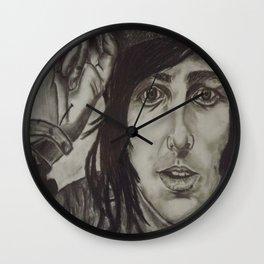 Kellin Quinn Wall Clock