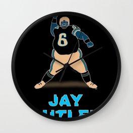 Jay Gutler Wall Clock
