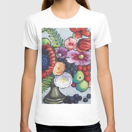 Red Sunflower Party T-shirt