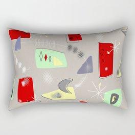 Chaos in Motion Rectangular Pillow