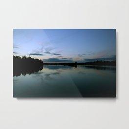 Jewel Lake Metal Print