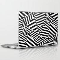 vertigo Laptop & iPad Skins featuring Vertigo by Y A Y