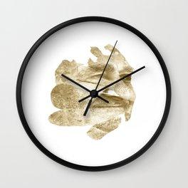 Elderly Man Wall Clock