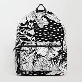 Hummingbird garden Backpack
