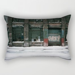 Architectual Metals Rectangular Pillow