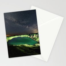 Solstice Nightfall Stationery Cards