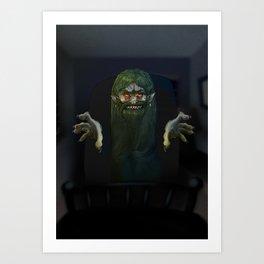 l'Orco Art Print