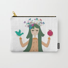 She is offering life & peace Carry-All Pouch