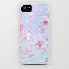 Meadow in Bloom iPhone Case