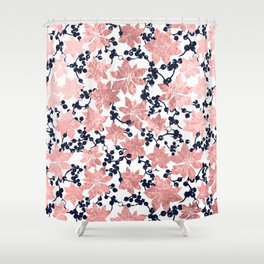 Plants pattern Shower Curtain