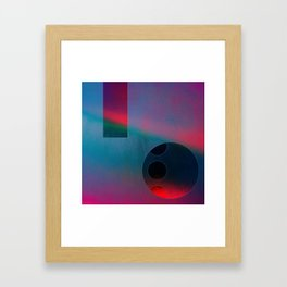 NO LIE Framed Art Print