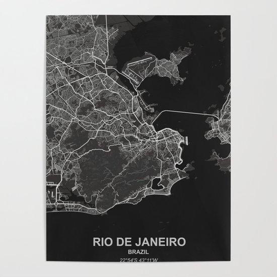 Rio de Janeiro dark by ivkoj