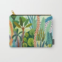 Malaysian Jungles Carry-All Pouch