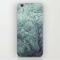 monet iPhone & iPod Skins featuring Monet Tree by Theo Beck Photography