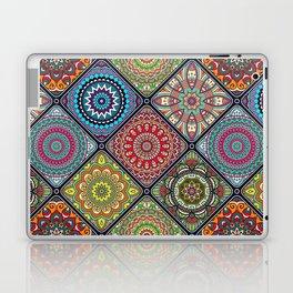 Tiled Boho Mandelas 1 Laptop & iPad Skin