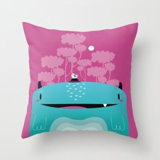 Moshi Throw Pillow